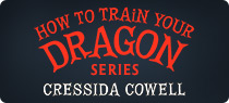 How to Train Your Dragon series Cressida Cowell