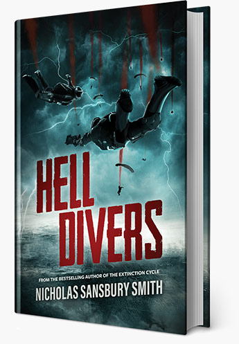 Hell Divers by Nicholas Sansbury Smith