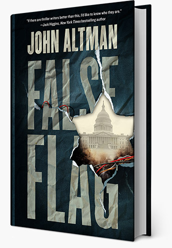 half off eeb66 26ee7 False Flag by John Altman   Blackstone Publishing