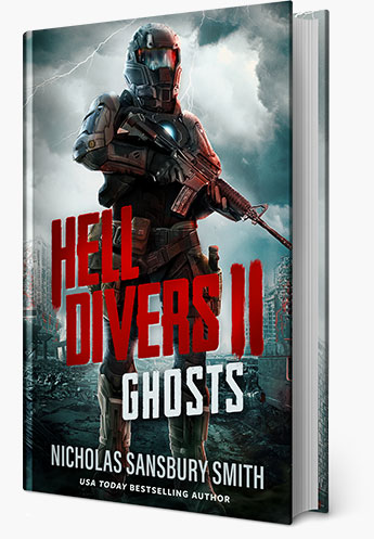 Hell Divers II: Ghost by Nicholas Sansbury Smith