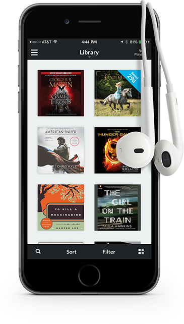 Urban Audio Books Mobile Player